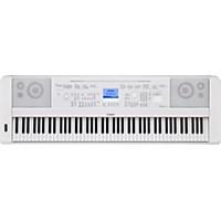 Yamaha Dgx660 88-Key Portable Grand White