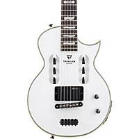 Traveler Guitar Ec-1 Limited Edition Travel Electric Guitar White