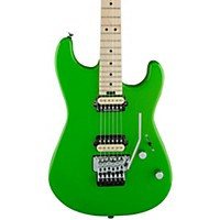 Charvel Pro Mod San Dimas Style 1 2H Fr Electric Guitar Slime Green