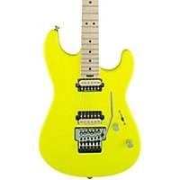 Charvel Pro Mod San Dimas Style 1 2H Fr Electric Guitar Neon Yellow