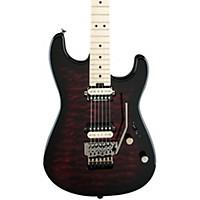 Charvel Pro Mod San Dimas Style 1 2H Fr Electric Guitar Transparent Red Burst