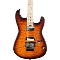 Charvel Pro Mod San Dimas Style 1 2H Fr Electric Guitar Tobacco Burst