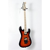 Used Charvel Pro Mod San Dimas Style 1 2H Fr Electric Guitar Tobacco Burst 888365933450