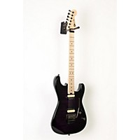 Used Charvel Pro Mod San Dimas Style 1 2H Fr Electric Guitar Transparent Purple Burst 888365930169