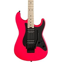 Charvel Pro Mod So Cal Style 1 2H Fr Electric Guitar Neon Pink