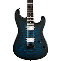 Charvel Pro Mod San Dimas Style 1 Hh Ht Electric Guitar Transparent Blue Burst