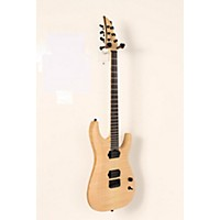 Used Schecter Guitar Research Keith Merrow Km-6 Mk-Ii Electric Guitar Natural Pearl 888365959306