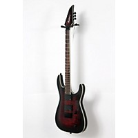 Used Jackson Slathxmgq3-6 Soloist Electric Guitar Transparent Red Burst 190839026897