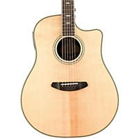 Breedlove Stage Dreadnought Acoustic-Electric Guitar Natural