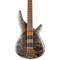 Ibanez Sr800 4-String Electric Bass Black Ice