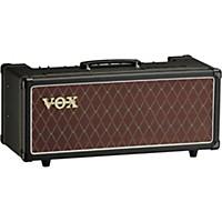 Vox Ac15ch Custom 15W Tube Guitar Amp Head Black
