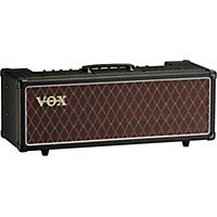 Vox Ac30ch Custom 30W Tube Guitar Amp Head Black