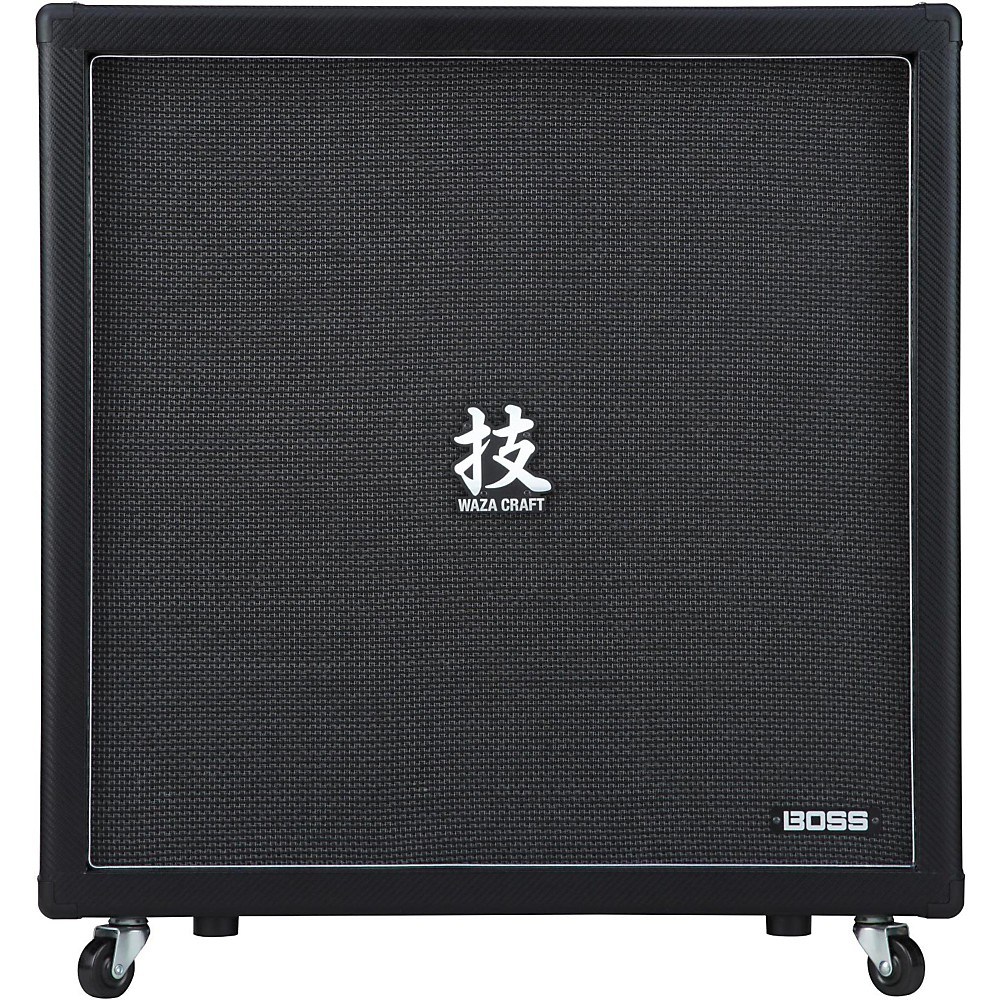 Boss Waza 412 - 4X12 Guitar Amplifier Cabinet