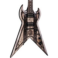 Dean Splittail - Celtic Electric Guitar Celtic Custom Graphic