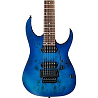 Ibanez Rg Series Rg7420pb 7-String Electric Guitar Sapphire Blue