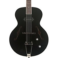 The Loar Archtop Electric Guitar Black