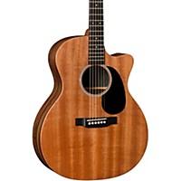 Martin Gpcx2ae Macassar Acoustic-Electric Guitar Natural