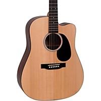 Martin Cst Dcrsgt Acoustic-Electric Guitar Natural