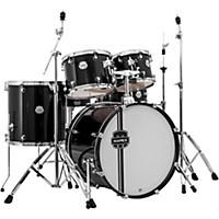 Mapex Voyager 5-Piece Rock Drum Set Black
