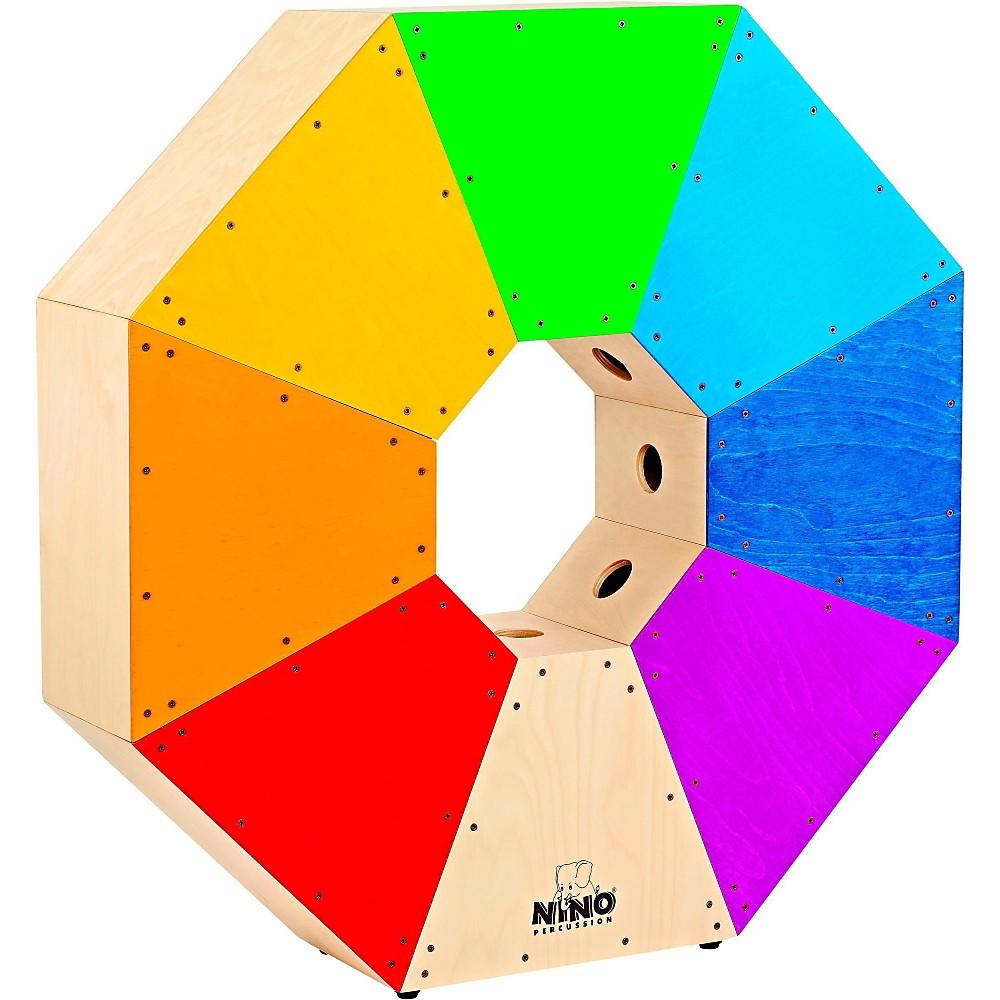 Nino Classroom Cajon  Multi Color