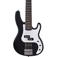 Mitchell Tb505 5-String Traditional Bass Guitar Black
