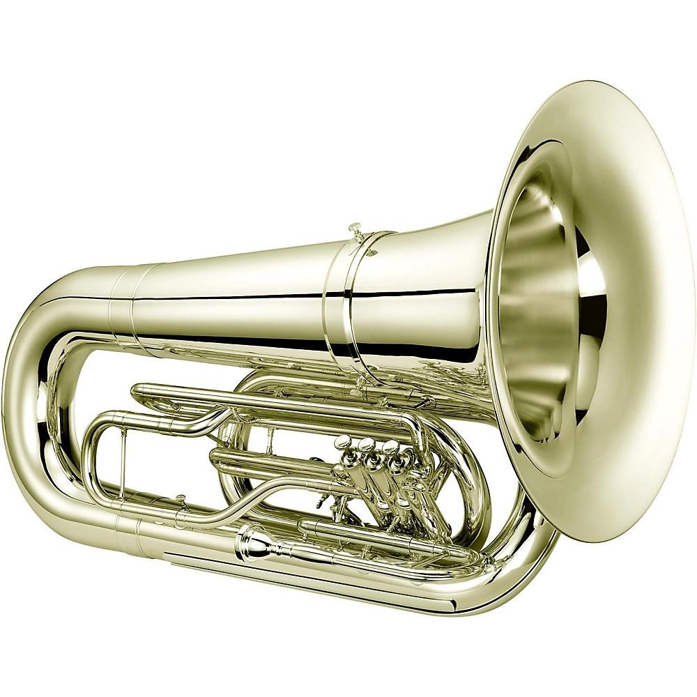 Jupiter Jtu1100m Quantum Series Bbb Marching Tuba Silver