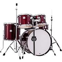 Mapex Voyager Standard Drum Set Dark Red