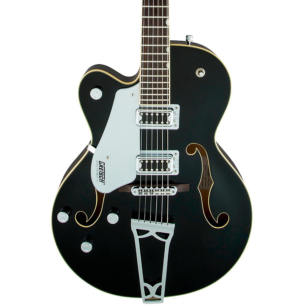 Gretsch Guitars G5420lh Electromatic Hollowbody Left Handed Electric Guitar Black
