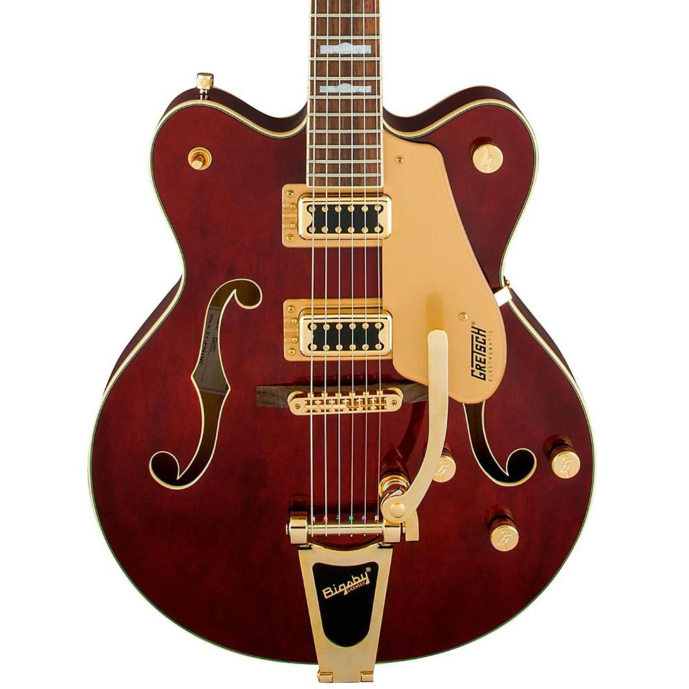 Gretsch Guitars G5422tg Electromatic Double Cutaway Hollowbody Electric Guitar Walnut Stain