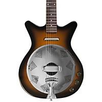 Danelectro '59 Acoustic-Electric Resonator Guitar Tobacco Sunburst