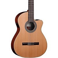 Alhambra 1O P Cw Classical Acoustic-Electric Guitar Natural