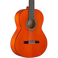 Alhambra 4 F Flamenco Acoustic Guitar Gloss Natural