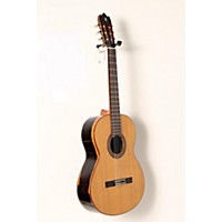 Used Alhambra Iberia Zircote Classical Acoustic Guitar Gloss Natural 888365943022
