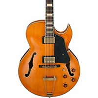 Ibanez Artcore Expressionist Vintage Akjv90d Hollowbody Electric Guitar Dark Amber