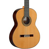 Alhambra 4 P Classical Acoustic Guitar Gloss Natural