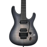Ibanez Iron Label S Series Six6dfm Electric Guitar Dark Space Burst