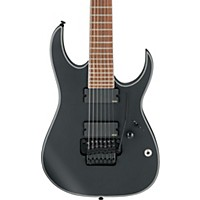 Ibanez Iron Label Rg Series Rgir37be 7-String Electric Guitar Flat Black