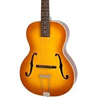 Epiphone Masterbilt Century Collection Olympic Archtop Acoustic-Electric Guitar Honey Burst