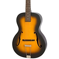 Epiphone Masterbilt Century Collection Olympic Archtop Acoustic-Electric Guitar Violin Burst