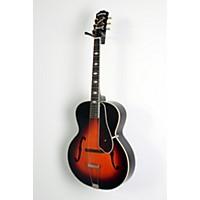 Used Epiphone Masterbilt Century Collection De Luxe Classic F-Hole Archtop Acoustic-Electric Guitar Vintage Sunburst 190839048868