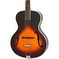 Epiphone Masterbilt Century Collection Zenith Classic F-Hole Archtop Acoustic-Electric Guitar Vintage Sunburst