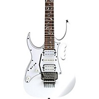 Ibanez Steve Vai Signature Jemjrl Series Left-Handed Electric Guitar White