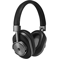 Master & Dynamic Mw60 Over Ear Wireless Headphone Gunmetal/Black