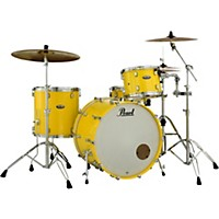 Pearl Decade Maple 3-Piece Shell Pack Solid Yellow