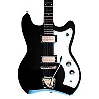 Guild S-50 Jetstar Solid Body Electric Guitar Black
