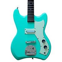 Guild S-50 Jetstar Solid Body Electric Guitar Sea Foam Green