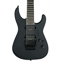 Jackson Pro Series Soloist Sl7 Electric Guitar Black Satin