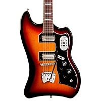 Guild S-200 Tbird Solid Body Electric Guitar Antique Burst