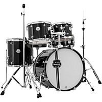 Mapex Voyager Jazz Drum Set Black