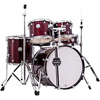 Mapex Voyager Jazz Drum Set Dark Red